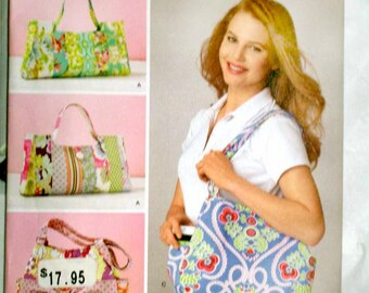 Simplicity 1599 - Purse - Tote pattern