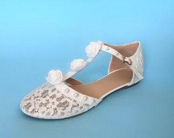 Ivory Wedding sandals rhinestones, Bridal sandals for bride Bridesmaid sandals pearls Wedding sandalsBride sandals for wedding Bride sandals