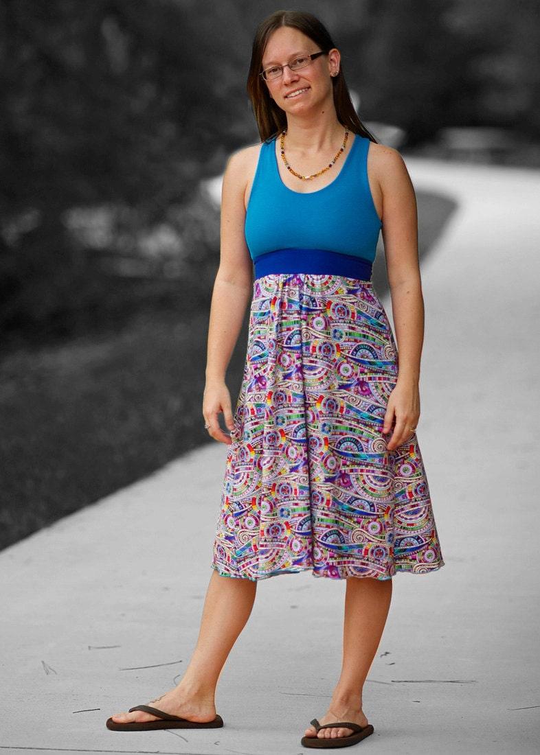 Brazi ladies bra and dress pdf sewing pattern zoom jeuxipadfo Gallery