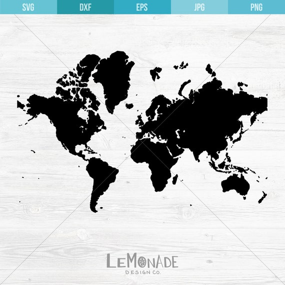 World map cut file svg dxf png jpg eps instant download world map cut file svg dxf png jpg eps instant download silhouette cameo cut file cricut cutting file from lemonadedesignco on etsy studio gumiabroncs Image collections