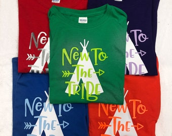 New to the Tribe Tee