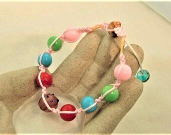 Shamballa Bead Friendship Bracelet, Beaded Bracelet, Ladies Accessories, Birthday Gift, Anniversary Gift, Gift for Her, Christmas Gift