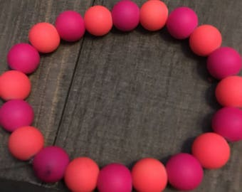 Neon stackers !