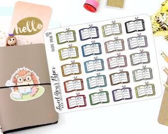 Doodle Planner Stickers - Traveler's Notebook Planner Stickers - Doodle Planner Stickers - Doodle Icon Planner Stickers - 1013