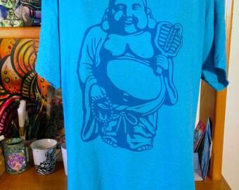 Budai screen print t-shirt