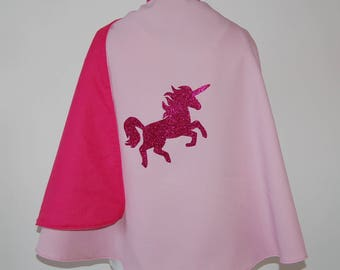 Unicorn Princess or fairy Cape