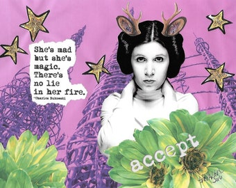She's Magic - Carrie Fisher
