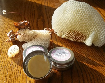 3 x Beeswax Rich Night Hand Butter for very dry skin, handmade with beeswax, and other all natural ingredients