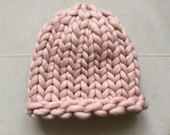 Knit Hat, Winter Hat, Beanie, Beanie Hat, Women Hat, Knit Beanie, Wool Hat, Winter Beanies, Womens Knit Hat, Chunky Knit Hat, Chunky Beanie