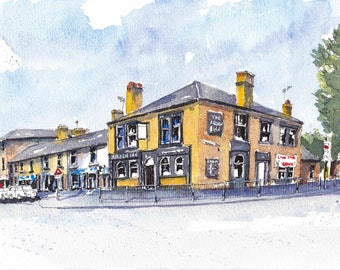 In and Around Hyndburn Lancashire