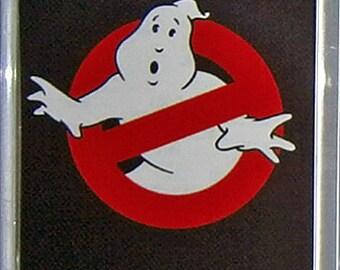Classic 80's Movies - Ghostbusters Bill Murray Sigourney Weaver Dan Aykroyd Fridge Magnets & Jumbo Keyrings New