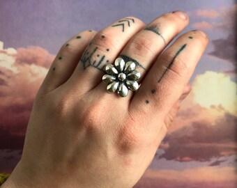 Desert Blossom Ring
