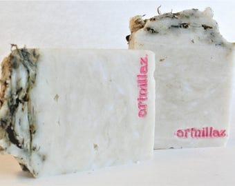 ShampooTvål Handgjord | Kamomillextrakt | Tropiska frukter