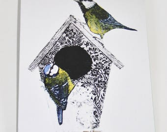 How to Make a Collagraph