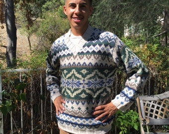 Abercrombie wool sweater,men's small sweater