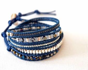 Pontchartrain Wrap Bracelet