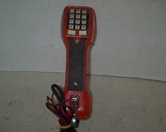 Vintage Pushbutton Lineman Repair Telephone