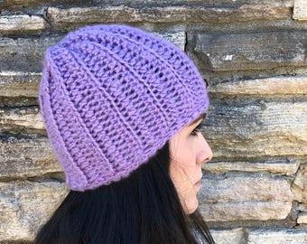 Lilac Hat- Lightweight