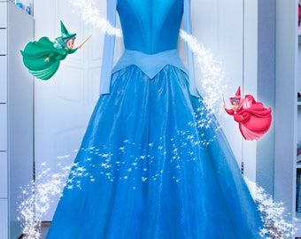 Sleeping Beauty Aurora Disney Cosplay