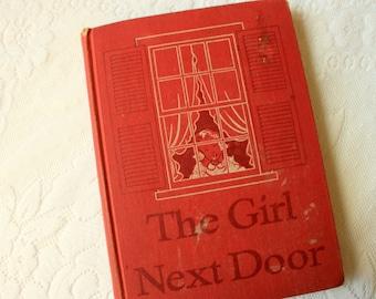 The Girl Next Door Vintage Reader Vintage textbook, Vintage Health Book, Vintage Reader, Health and Personal Development Program