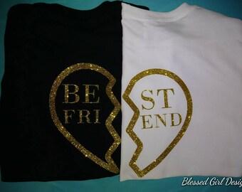 Best Friend T-shirt Set