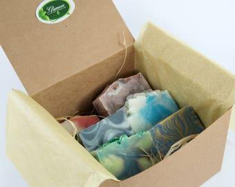 Gift box for Man - Handmade Soaps