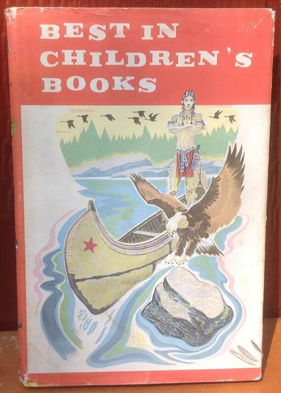 Best in Children's Books Vol. 7 + Andy Warhol Richard Scarry Longfellow Grimm + 1958 + Vintage Kids Book