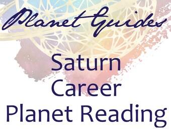 Saturn Career Planet Reading