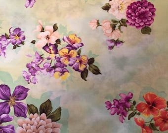 Large Scale Print Fabric