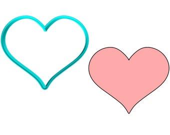 Heart #2 Cookie Cutter