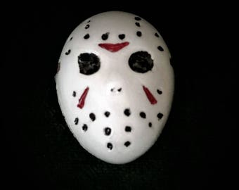 Friday the 13th Hockey Mask Magnet