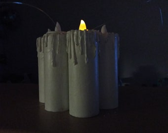 Harry Potter Themed Floating Candles