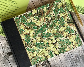 Journal-Writing Journal,Notebook,Bullet Journal,Blank Writing Journal,Lined Notebook,Custom Journal,Personalized Journal Green Banana Leaves