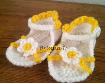 Flower Power Sandals