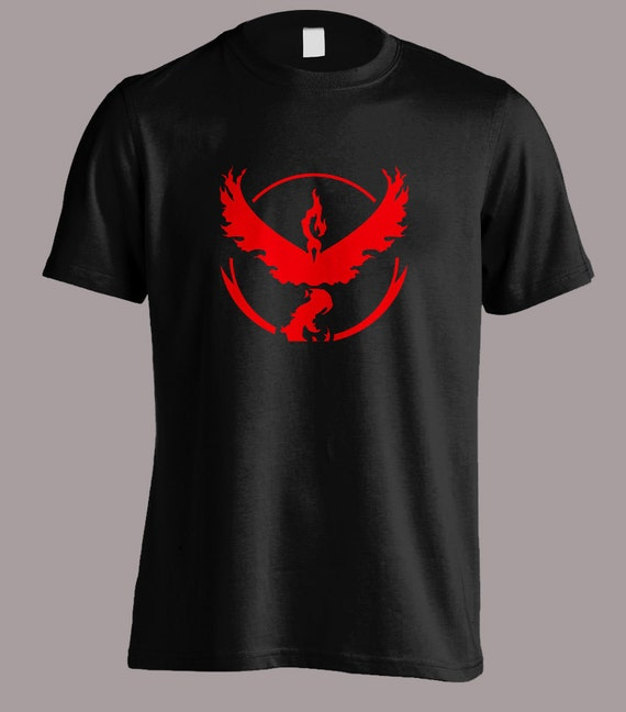 Pokemon Go Team Shirts Youth-Adult Sizes Available
