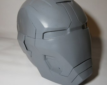 Iron Man Mark 42/43 Helmet Marvel Iron Man 3 / Avengers Rawcast