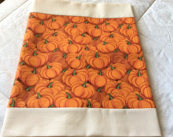 SALE-Pumpkin Thanksgiving Table Runner