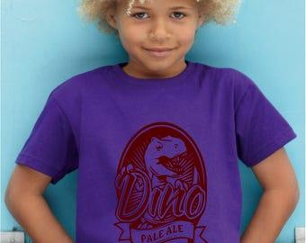 kids gifts, Tyrannosaurus rex , dino tee, dinosaur teeth