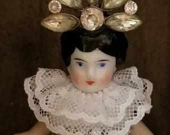 Assemblage Art Doll The Little Princess
