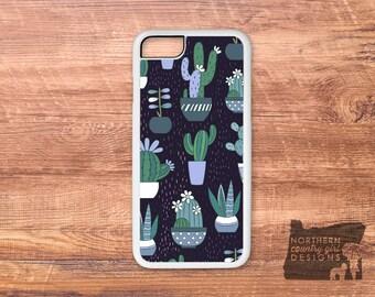 cactus iphone case / iPhone 7 case / iPhone 6 case / cactus / iPhone 7 plus case / iPhone 6 plus case / iPhone 6s case / cactus phone case