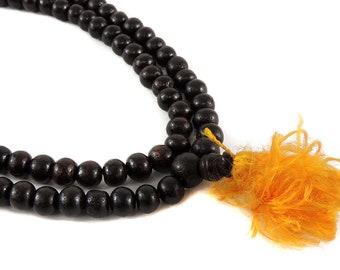 Tibetan Prayer Beads Mala Necklace 118503