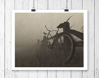 8x10, printable art, bicycle art, bike art print, bicycle wall art, bicycle print, bike artwork, cubicle decor, digital download