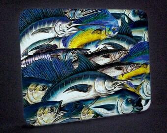 Sport Fish Cutting Board/ Hot Plate