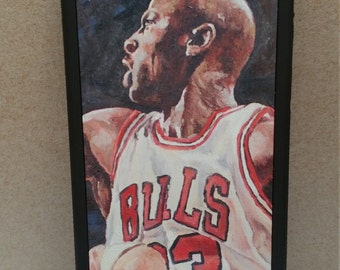 iPhone 6 Case   Turchinskiy Dmitriy- Jordan Flight   Limited Edition   Hand-Signed and Numbered   Michael Jordan   Fine Art   New   NBA