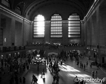 Grand Central Station Custom Photo