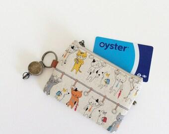 Travel pass case (Commuter train)