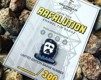 RAFALUTION - Pin Badge