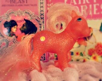 My Little Pony G1 Sunspot Sparkle Pony