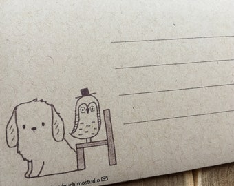 Regular envelope / PM - 34