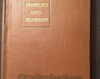 Franklin's Auto-Biography